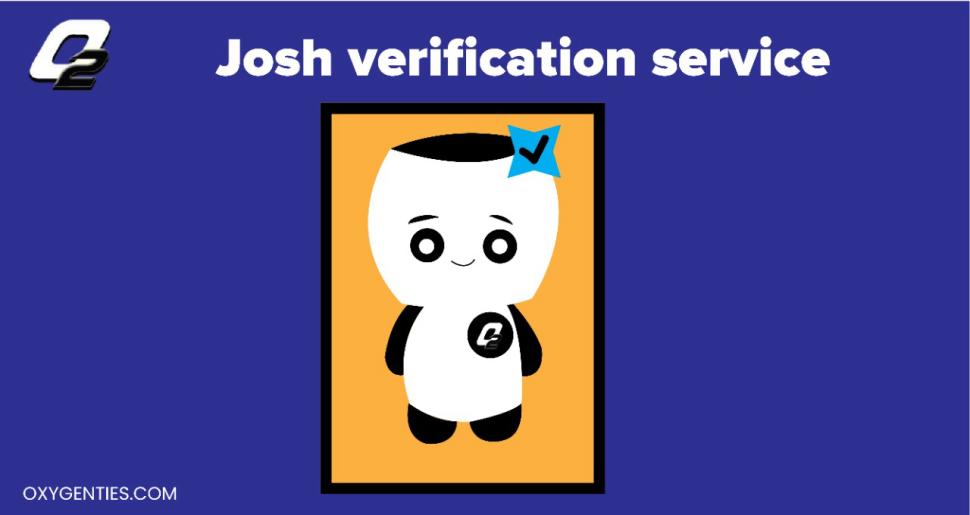 josh verification service