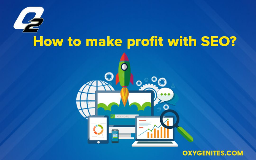 How to make profit with seo