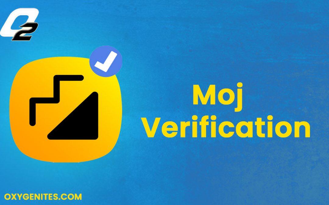 Moj Verification Service