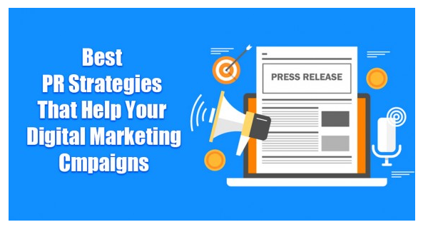 Digital PR Marketing Strategy Guide 2021 for beginners to advance.