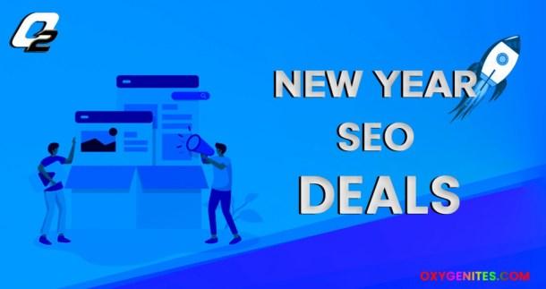 New Year SEO Deals