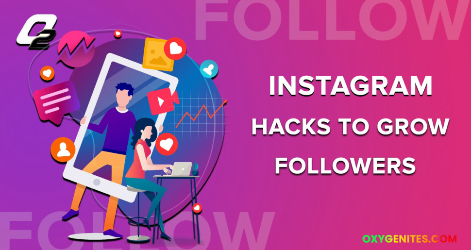 Instagram analytics and other instagram support apps can be used to garner a big following