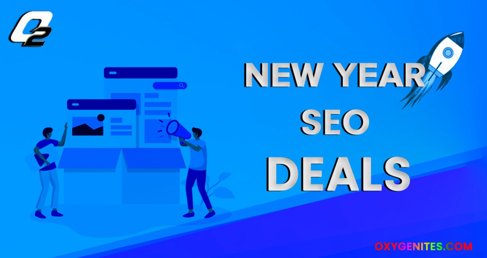 Get Amazing Discount on this New Year SEO Deals