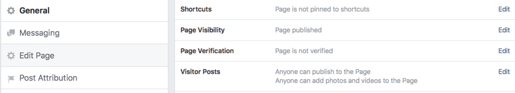 Steps to get your facebook page or profile officially verified