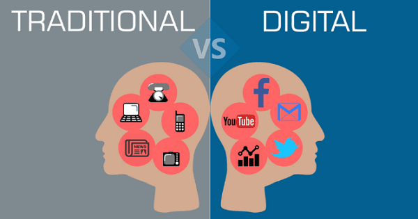 Traditional vs Digital PR: In online marketing, SEO along with PR play an important role.
