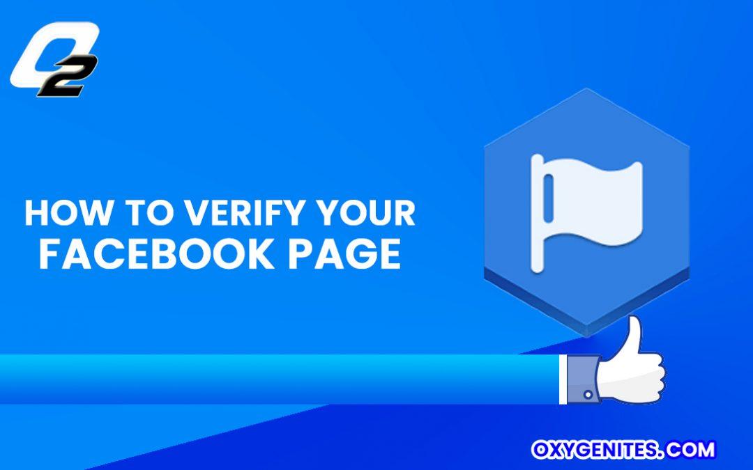 facebook verification service