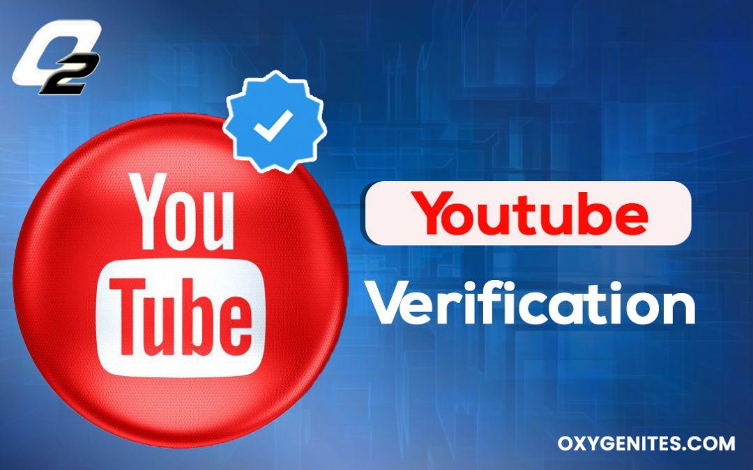 Youtube verification